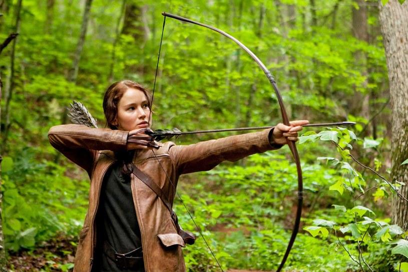 Jennifer Lawrence jako Katniss Everdeen /materiały prasowe