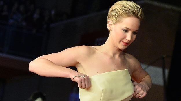 Jennifer Lawrence jest jedną z wielu ofiar internetowego hakera - fot. Tullio M. Puglia /Getty Images