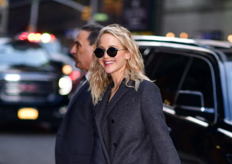 """Jennifer Lawrence jest twarzą marki """"Dior"""" /James Devaney /Getty Images"""