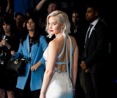 Jennifer Lawrence: Królowa wpadek