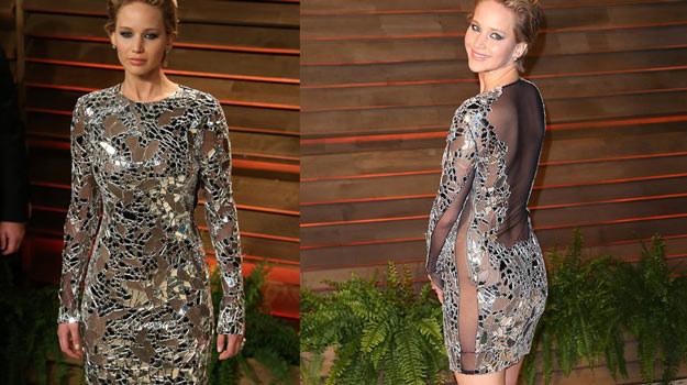 Jennifer Lawrence nie miała nic do ukrycia! /Splashnews