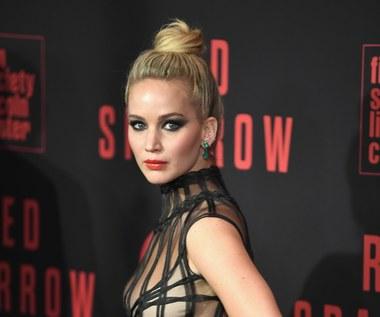 Jennifer Lawrence: Nigdy nie głodziłam się dla roli