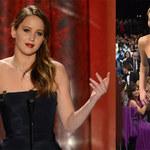 Jennifer Lawrence tłumaczy się z wpadki