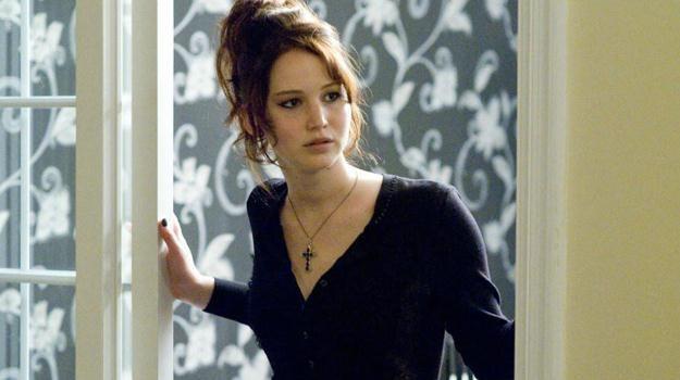 """Jennifer Lawrence w scenie z filmu """"Poradnik pozytywnego myślenia"""" /materiały prasowe"""