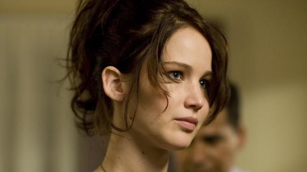 """Jennifer Lawrence w scenie z filmu """"Poradnik pozytywnego myślenia"""" /materiały dystrybutora"""