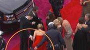 Jennifer Lawrence znowu przewróciła się na Oscarach