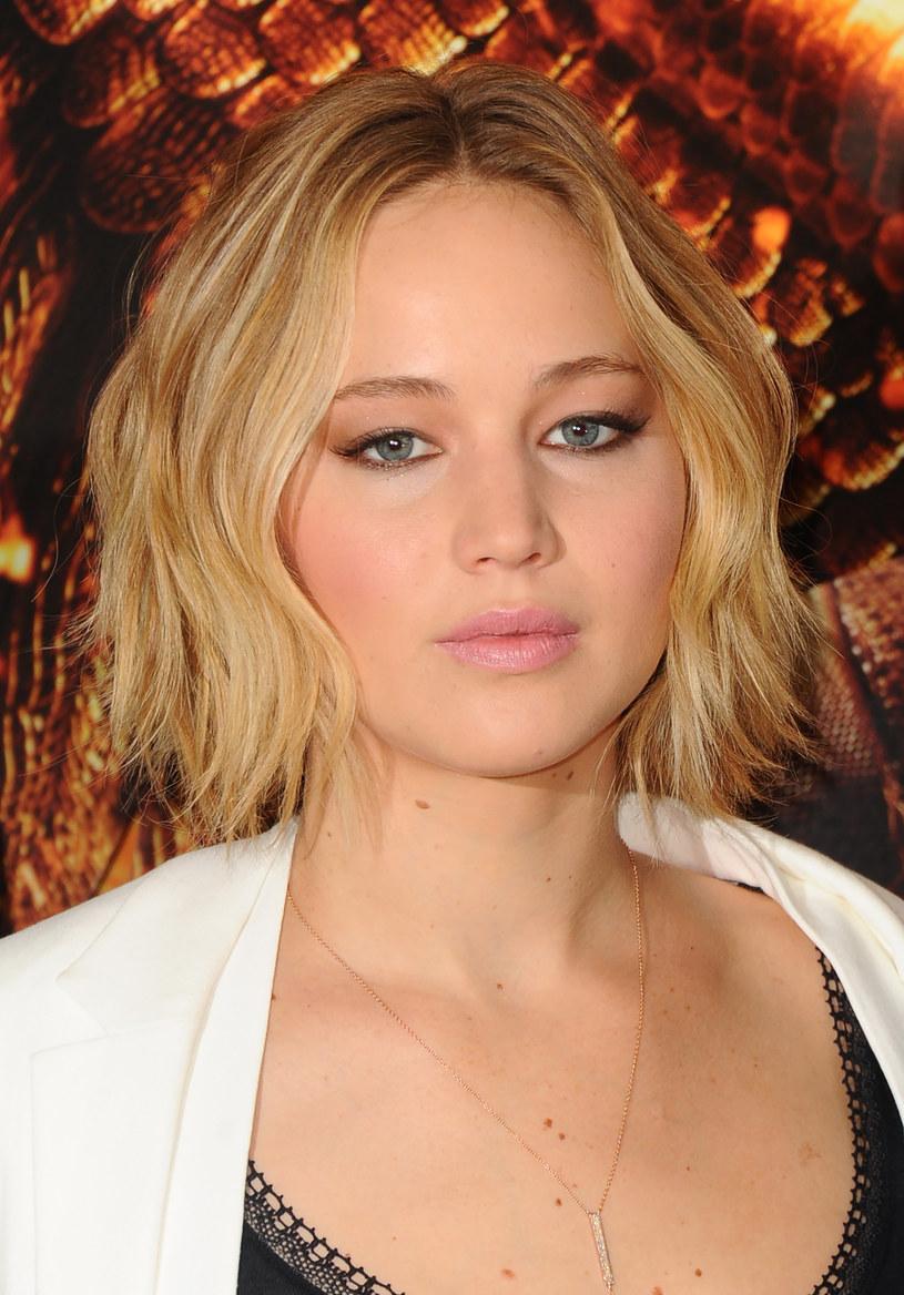 Jennifer Lawrence związała się z mężem Gwyneth Paltrow /Stuart C. Wilson /Getty Images