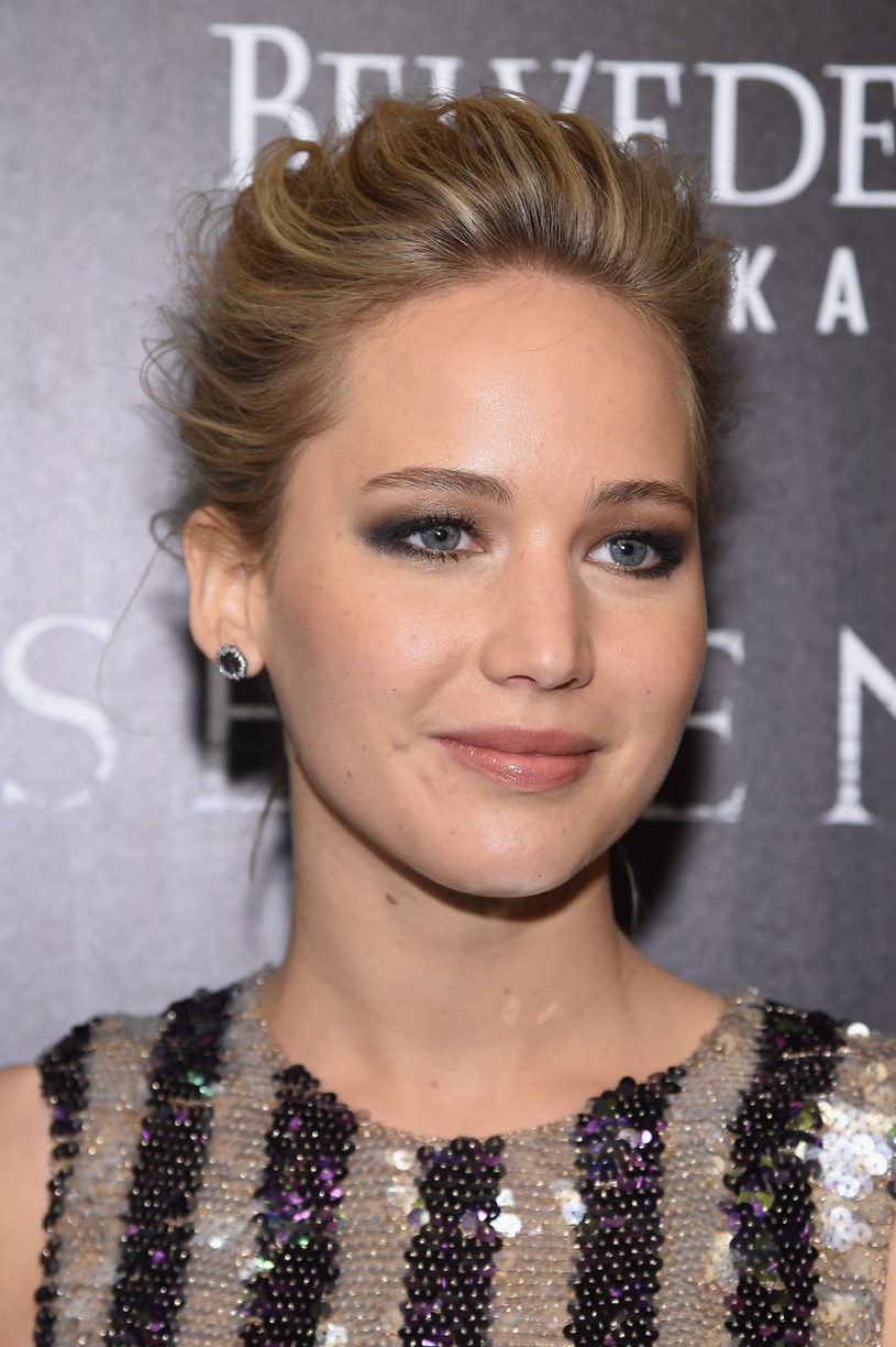 Jennifer Lawrence /Jamie McCarthy /Getty Images