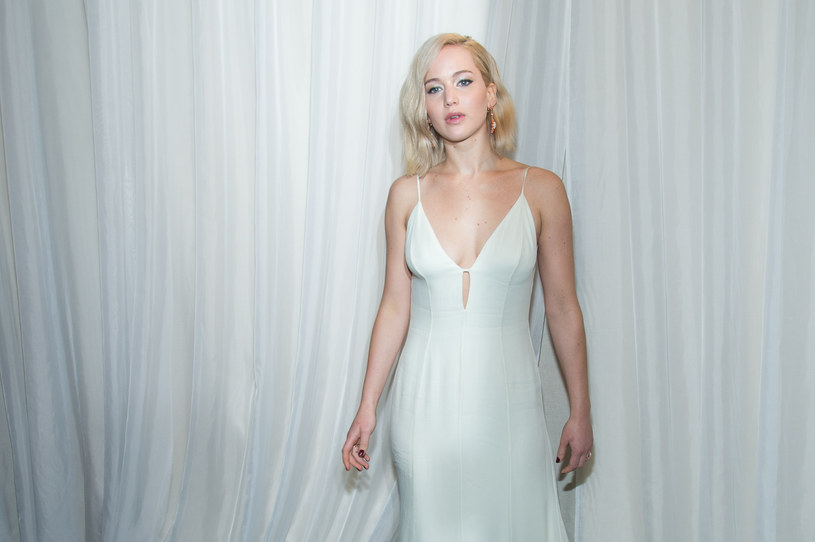 Jennifer Lawrence /Mark Sagliocco /Getty Images