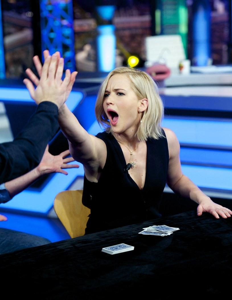 Jennifer Lawrence /Juan Naharro Gimenez /Getty Images