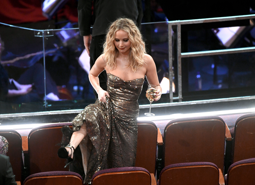 Jennifer Lawrence /Kevin Winter /Getty Images