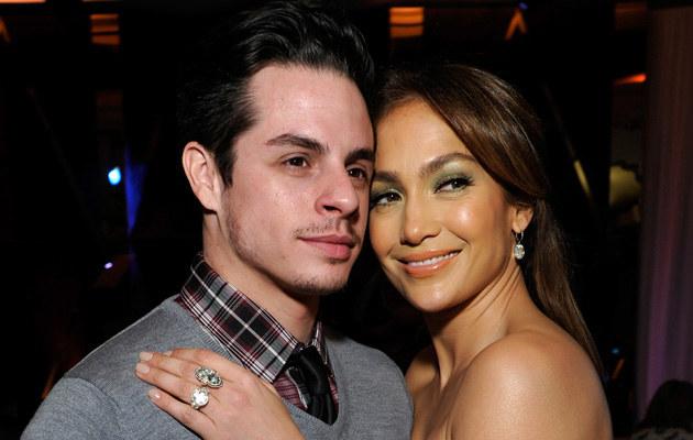 Jennifer Lopez do niedawna była związana z Casperem Smartem /John Sciulli /Getty Images