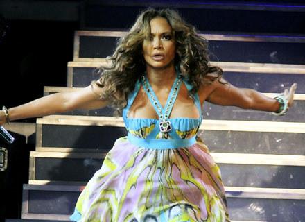 Jennifer Lopez - fot. Donald Kravitz /Getty Images/Flash Press Media