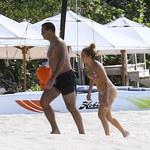 Jennifer Lopez i Alex Rodriguez wypoczywają na Bahamach!