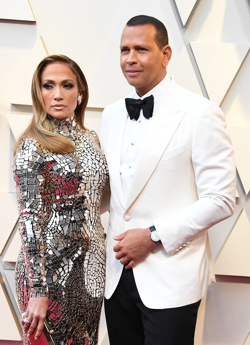 Jennifer Lopez i Alex Rodriguez /Steve Granitz /Getty Images