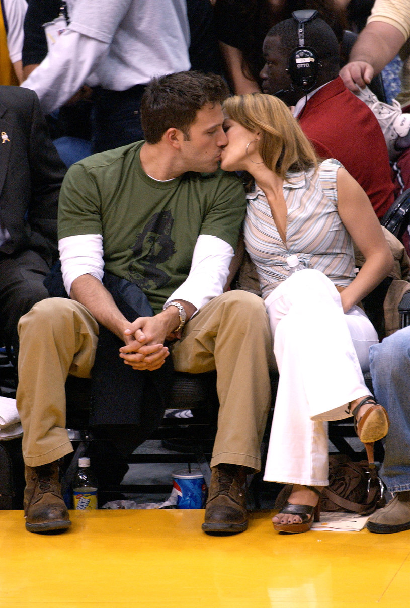 Jennifer Lopez i Ben Affleck po dwudziestu latach znów są najgorętszą parą Hollywood /STRINGER /East News