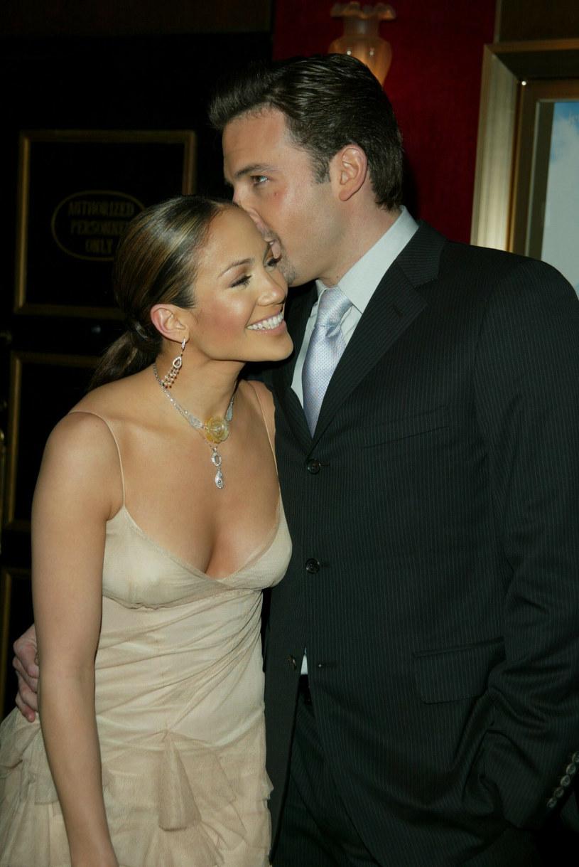 Jennifer Lopez i Ben Affleck /NORTHFOTO /East News