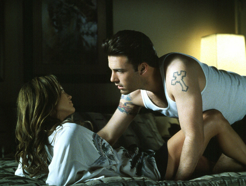 Jennifer Lopez i Ben Affleck /Columbia/courtesy Everett Collection /East News