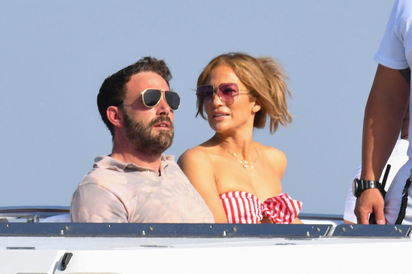 Jennifer Lopez i Ben Affleck /MEGA/GC Images /Getty Images