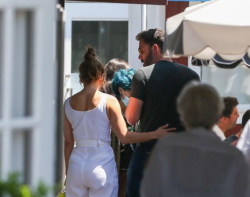 Jennifer Lopez i Ben Affleck /Bellocqimages/Bauer-Griffin/GC Images /Getty Images