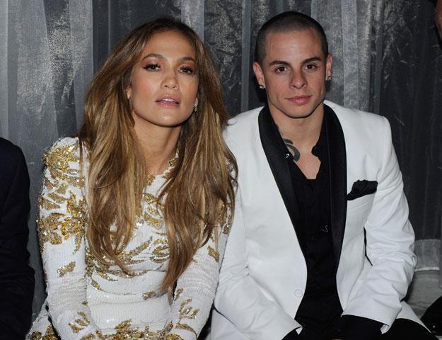 """Jennifer Lopez i Casper Smart: """"Ludzie są zawistni"""" fot. Ethan Miller /Getty Images/Flash Press Media"""