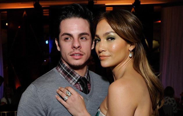 Jennifer Lopez i Casper Smart wrócili do siebie! /John Sciulli /Getty Images