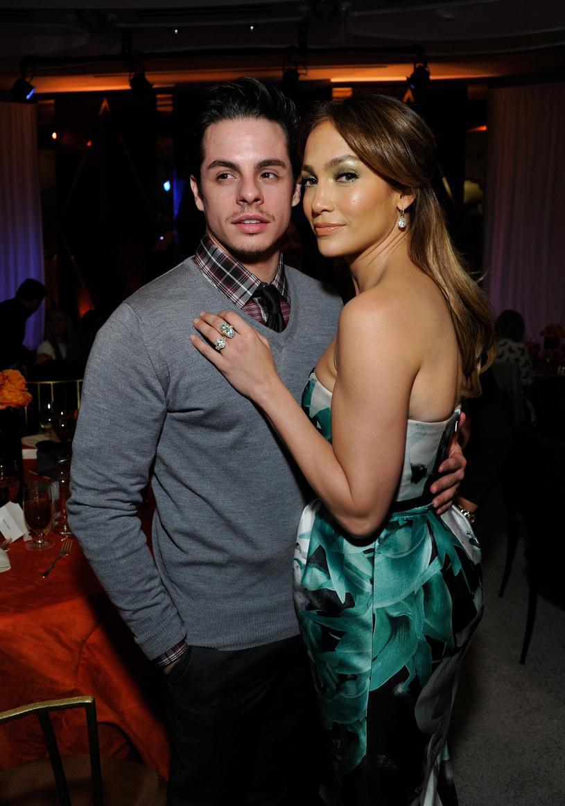 Jennifer Lopez i Casper Smart wrócili do siebie /John Sciulli /Getty Images