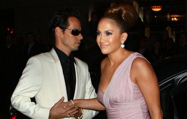Jennifer Lopez i Marc Anthony  /Splashnews