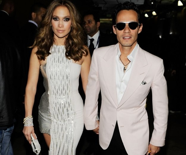 Jennifer Lopez i Marc Anthony długo starali się o dziecko - fot. Larry Busacca /Getty Images/Flash Press Media