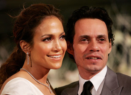 Jennifer Lopez i Marc Anthony - fot. Sean Gallup /Getty Images/Flash Press Media