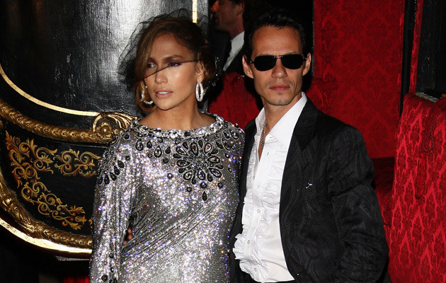 Jennifer Lopez i Marc Anthony, fot. Vittorio Zunino Celotto  /Getty Images/Flash Press Media