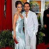 Jennifer Lopez i Marc Anthony /AFP