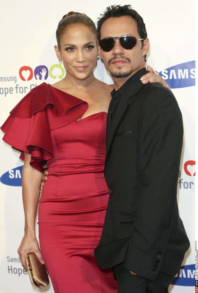 Jennifer Lopez i Marc Anthony /East News