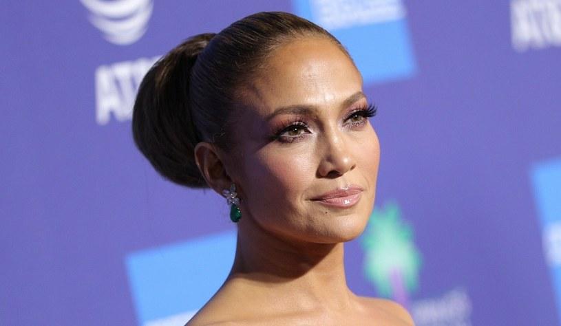 Jennifer Lopez na festiwalu filmowym w Palm Springs /Rex Features /East News