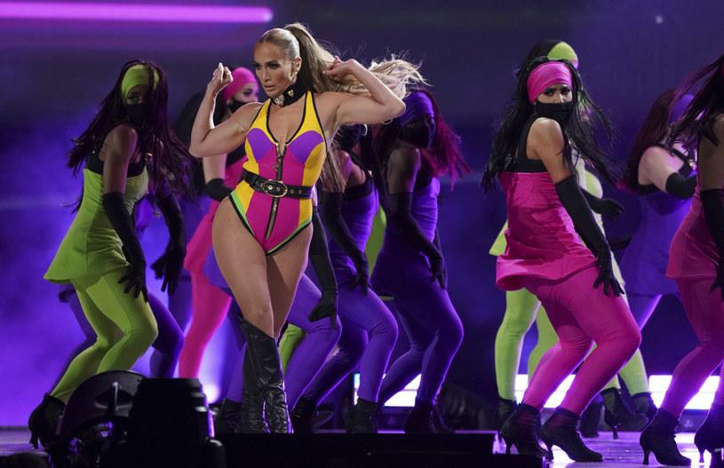 "Jennifer Lopez na koncercie ""Vax Live"" /Invision /East News"