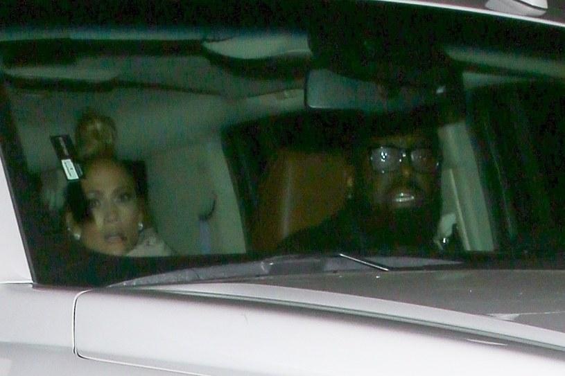 Jennifer Lopez nie zainteresowała się poszkodowanym /Agencja FORUM