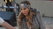 Jennifer Lopez niechcący pokazała pierś. Zdjęcie!