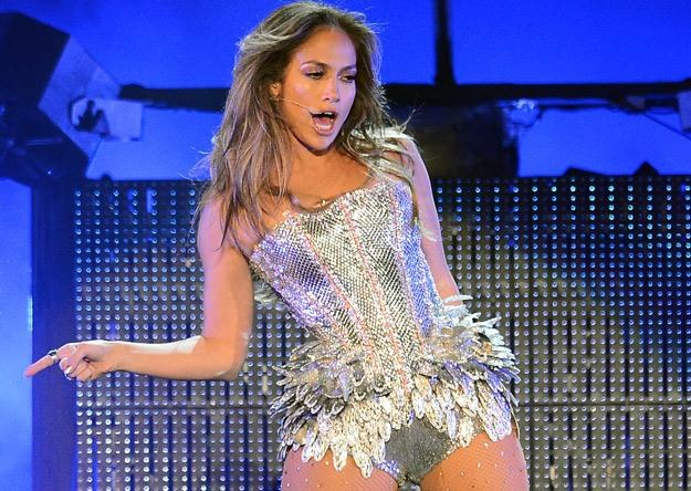 Jennifer Lopez odjechała konkurencji - fot. Ethan Miller /Getty Images/Flash Press Media