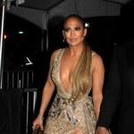 Jennifer Lopez odsłoniła naprawdę sporo!