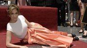 Jennifer Lopez odsłoniła swoją gwiazdę w Alei Sław