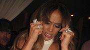 Jennifer Lopez ostro imprezuje