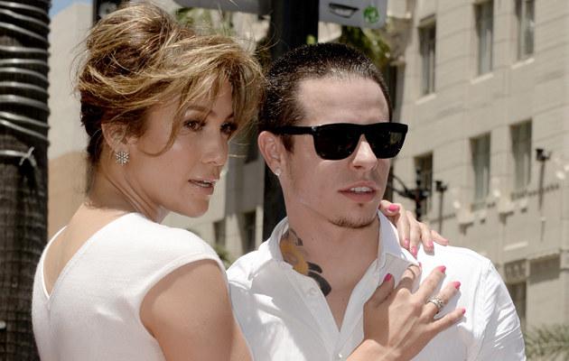 Jennifer Lopez rozstała się z Casperem Smartem! /Kevin Winter /Getty Images