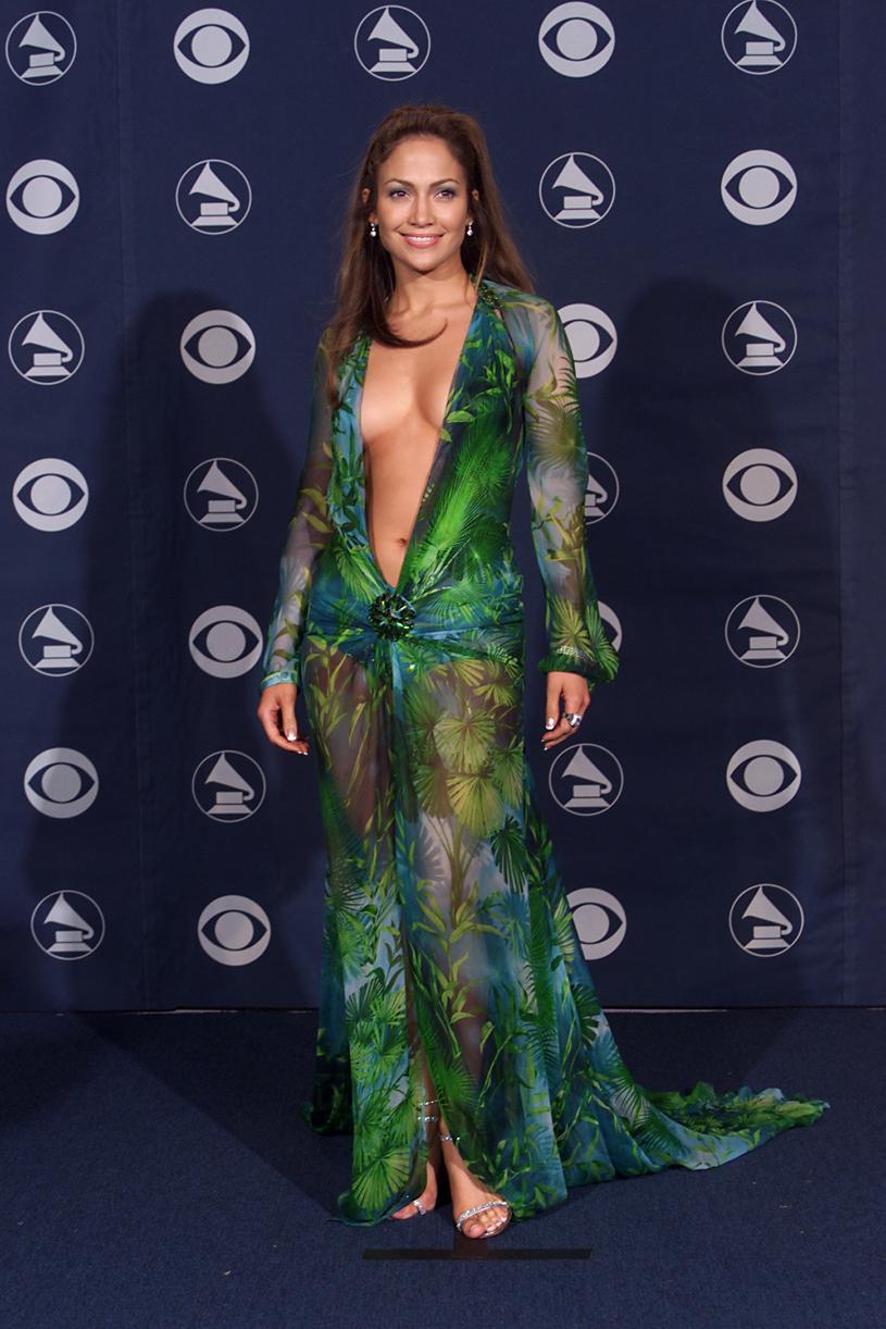 Jennifer Lopez w 2000 roku /Scott Gries /Getty Images