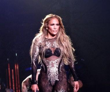 Jennifer Lopez w Las Vegas
