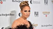 Jennifer Lopez w obcisłym komplecie