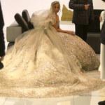 Jennifer Lopez w ogromnej sukni ślubnej. Zdjęcia robią wrażenie!