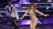 Jennifer Lopez: Wpadka podczas show w Las Vegas
