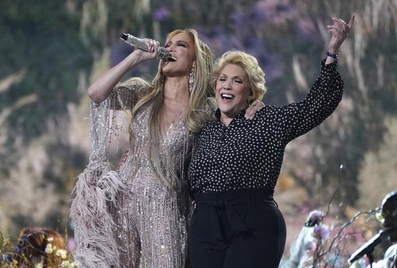 Jennifer Lopez z ukochaną mamą Guadalupe /Invision/Invision/East News /East News