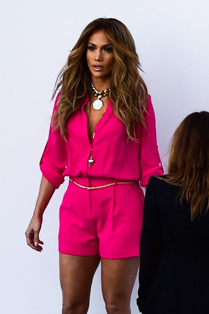 Jennifer Lopez /Agencja FORUM