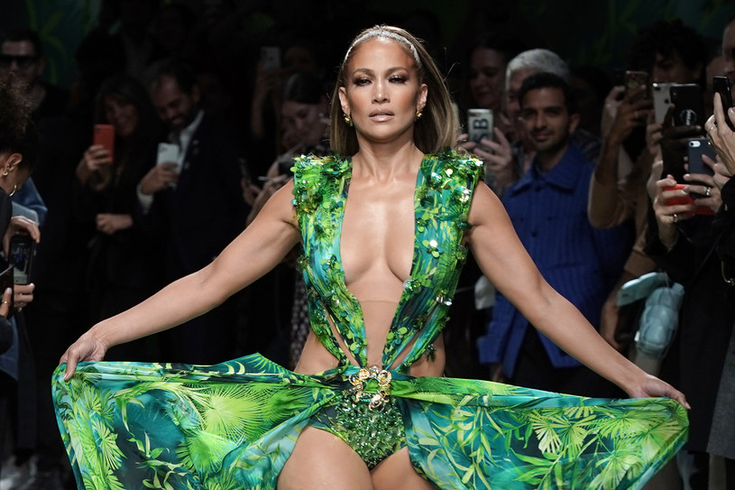 Jennifer Lopez /Vittorio Zunino Celotto /Getty Images